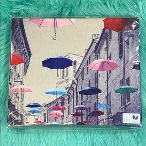 Umbrella Canvas Art